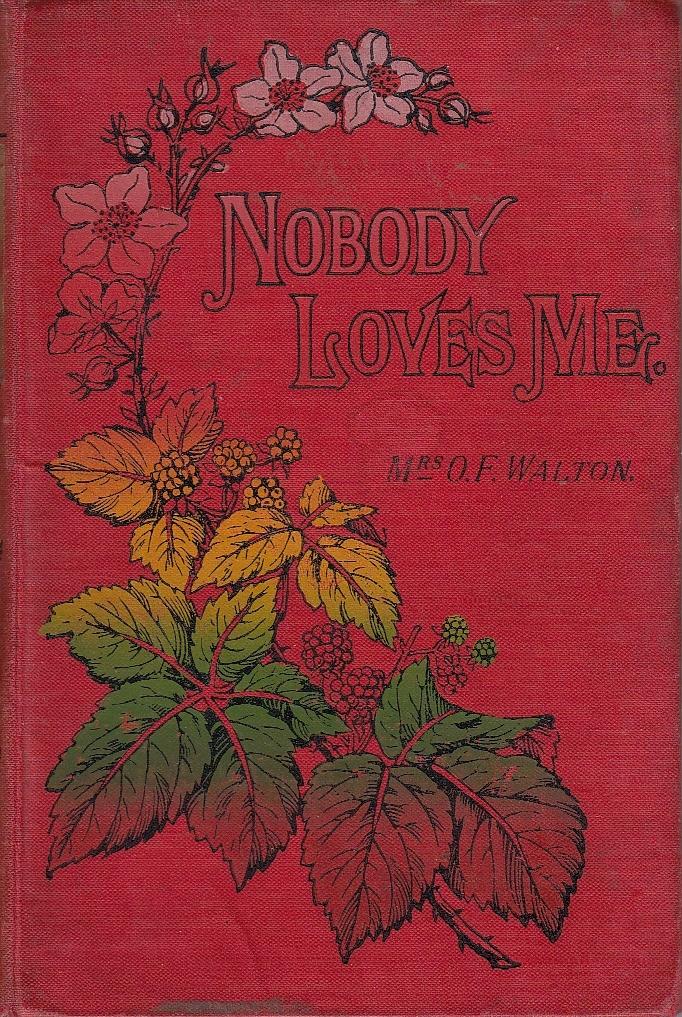 Nobody loves me stitch